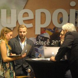 Venuepoint, exhibitor Studiobar 2015