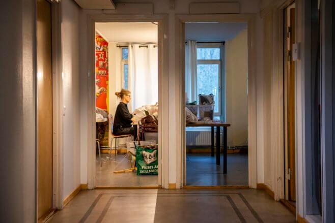Bild på Produktionshuset. Foto: Petter Hellman.