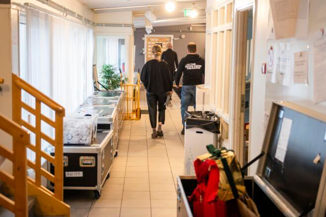 Picture of Produktionshuset. Photo: Petter Hellman.