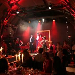 Moulin Noir 2006 i samarbete med Circus Arts.