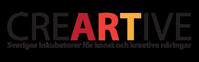 Bild på logotypen för den nya intresseorganisationen creARTive.