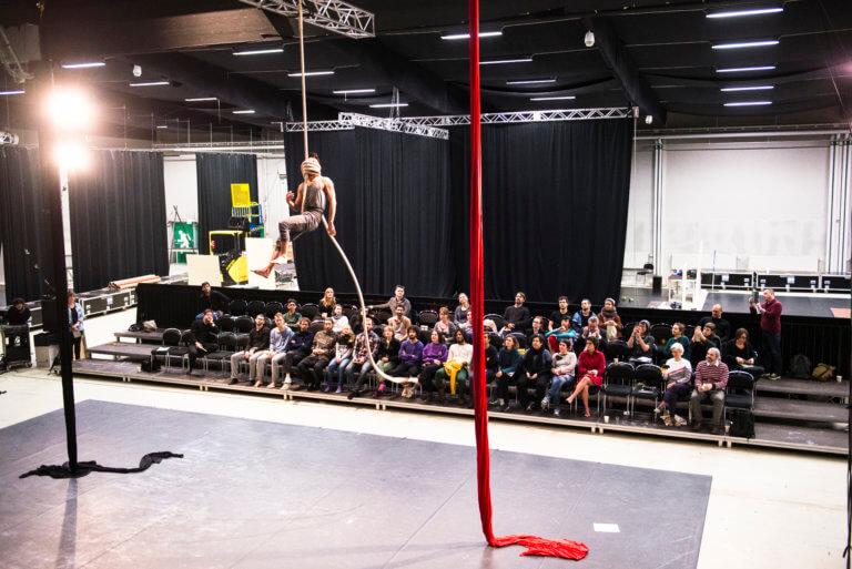 Tidigare cirkusprojekt