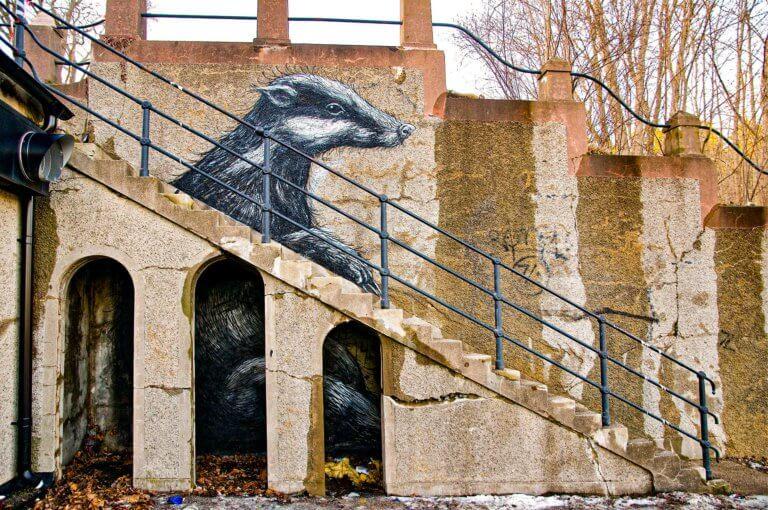 Subtopia älskar urban konst
